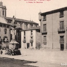 Postales: CENTELLAS. 3 PLASSA MAJOR. ROISIN. Lote 195072750