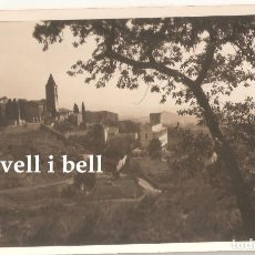 Postales: 1927. CARMEL. HORTA. SANT GENIS DELS AGUDELLS BARCELONA.. - VELL I BELL. Lote 195129422