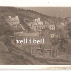 Postales: 1927. MONTAÑA DEL CARMEL. HORTA. BARCELONA.. - VELL I BELL. Lote 195129950