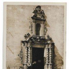 Postales: CALDES DE MONTBUI - FAÇANA DE L'ESGLÉSIA PARROQUIAL - P30001. Lote 195153363