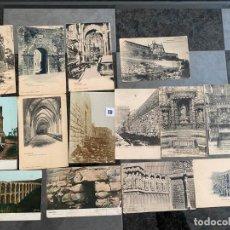 Postales: LOTE DE 14 POSTALES DE TARRAGONA DESDE 1905 . Lote 195167437