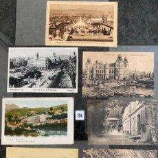 Postales: LOTE DE 6 POSTALES DE BARCELONA . Lote 195168083