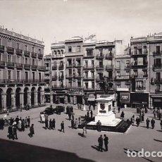 Postales: TARRAGONA REUS PLAZA DE PRIM ED. RAYMOND . Lote 195214783