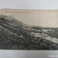 Postales: ANTIGUA POSTAL SANTA FE DEL MONTSENY - VISTA GENERAL - CIRCULADA. Lote 195217407