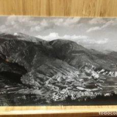 Postales: POSTAL DE BAGA.VISTA GENERAL.1963. Lote 195241120