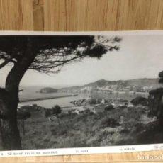 Postales: POSTAL DE SANT FELIU DE GUIXOLS.EL PUERTO.12.. Lote 195244362