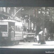 Postales: BARCELONA-UN TRANVÍA. Lote 195269108