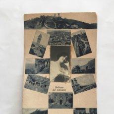 Postales: POSTAL. BELLEZAS DEL TIBIDABO. BARCELONA. L. ROISIN, FOTÓGRAFO.. Lote 195269518