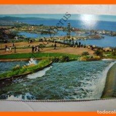 Postales: TARJETA POSTAL - BARCELONA - PANORAMICA DESDE MONTJUICH. Lote 195274796