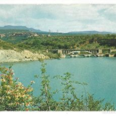 Postales: PIRINEU CATALA. SALAS DE PALLARS.- Nº 5219, VISTA GENERAL. LLAC SANT ANTONI. LÉRIDA- CIRCULADA. Lote 195301101