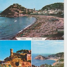 Postales: (56) TOSSA DE MAR. . Lote 195326985