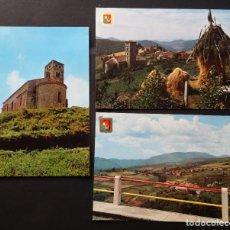 Postales: 3 POSTALES DE MOLLO (GIRONA). Lote 195327113