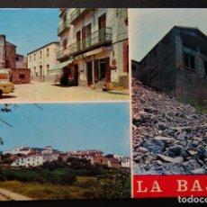 Postales: LA BAJOL (GIRONA), POSTAL SIN CIRCULAR DEL AÑO 1975. Lote 195327243