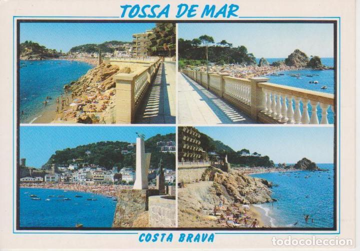 (490) TOSSA DE MAR. ... SIN CIRCULAR (Postales - España - Cataluña Moderna (desde 1940))