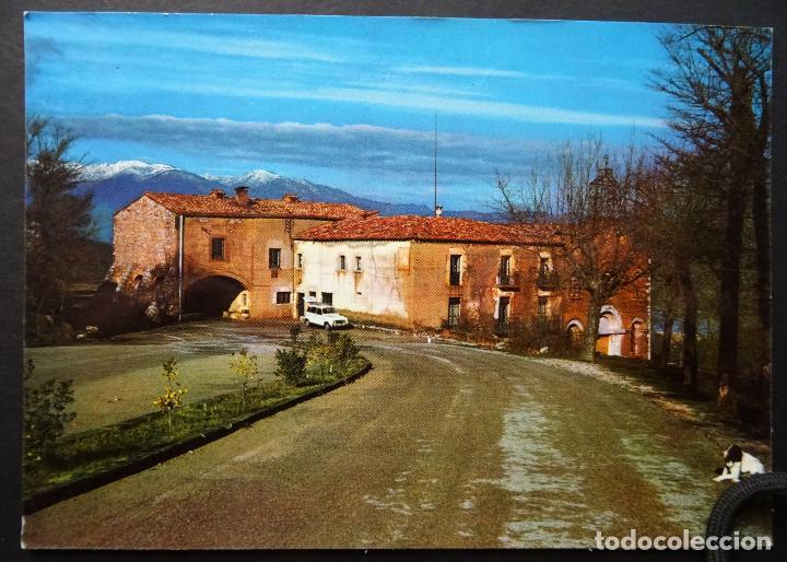 TERRADES (GIRONA) SANTUARI DE LA SALUT, ANTIGUA POSTAL SIN CIRCULAR (Postales - España - Cataluña Moderna (desde 1940))
