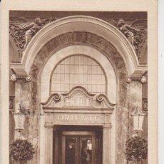 Postales: BARCELONA. HOTEL ORIENTE ... SIN CIRCULAR. Lote 195329115
