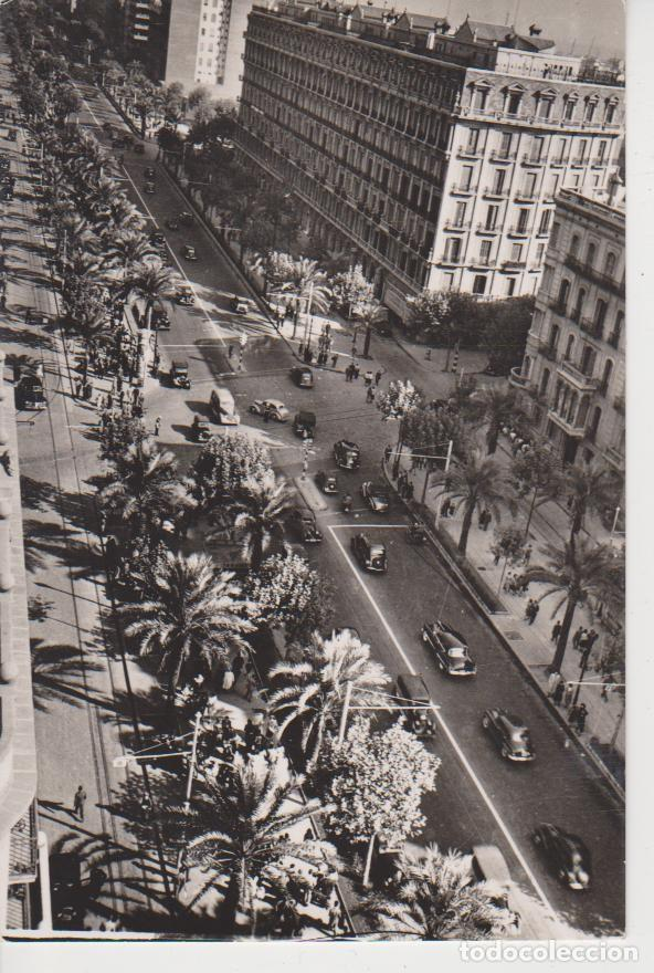 BARCELONA. AVENIDA DEL GENERALISIMO FRANCO (Postales - España - Cataluña Antigua (hasta 1939))