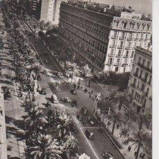 Postales: BARCELONA. AVENIDA DEL GENERALISIMO FRANCO. Lote 195332338