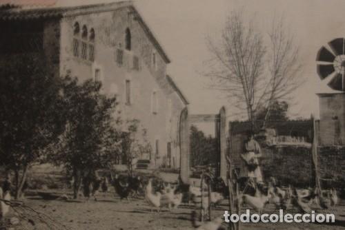 CALDAS DE MALAVELLA VAGUERIA TEIXIDÓ - PORTAL DEL COL·LECCIONISTA (Postales - España - Cataluña Antigua (hasta 1939))