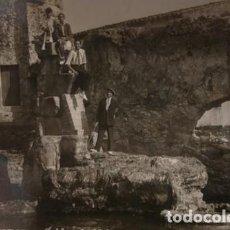 Postales: CALDAS DE MALAVELLA - TERMAS ROMANAS - PORTAL DEL COL·LECCIONISTA . Lote 195369393