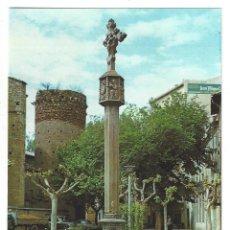 Postales: TREMP.- FUENTE DE LA CRUZ. CARRER SAN MIGUEL. LÉRIDA- SIN CIRCULAR (AÑOS 60). Lote 195369827