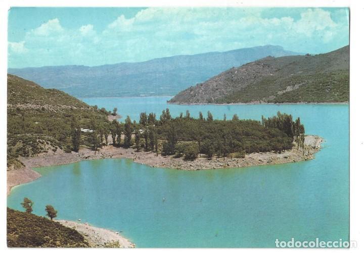 TREMP.- PANTANO. LÉRIDA- SIN CIRCULAR (AÑOS 60) (Postales - España - Cataluña Moderna (desde 1940))