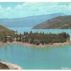 Postales: TREMP.- PANTANO. LÉRIDA- SIN CIRCULAR (AÑOS 60). Lote 195370010