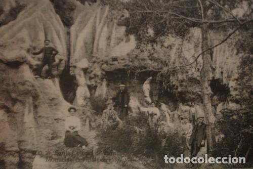 SANTA COLOMA DE FARNÉS Nº20 - MONTAÑA DEL BALNEARIO - PORTAL DEL COL·LECCIONISTA (Postales - España - Cataluña Antigua (hasta 1939))
