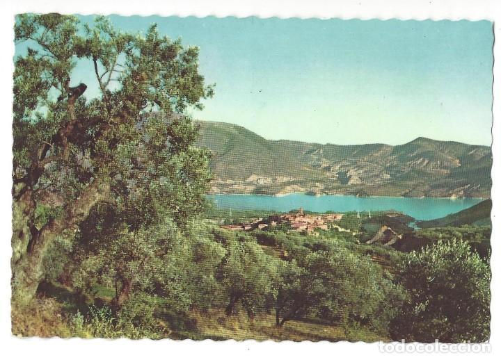PIR. DE LÉRIDA. SALÀS DE PALLARS.- Nº 5085, VISTA GENERAL. OF. TUR. POBLA DE SEGUR- SIN CIRCULAR (Postales - España - Cataluña Moderna (desde 1940))