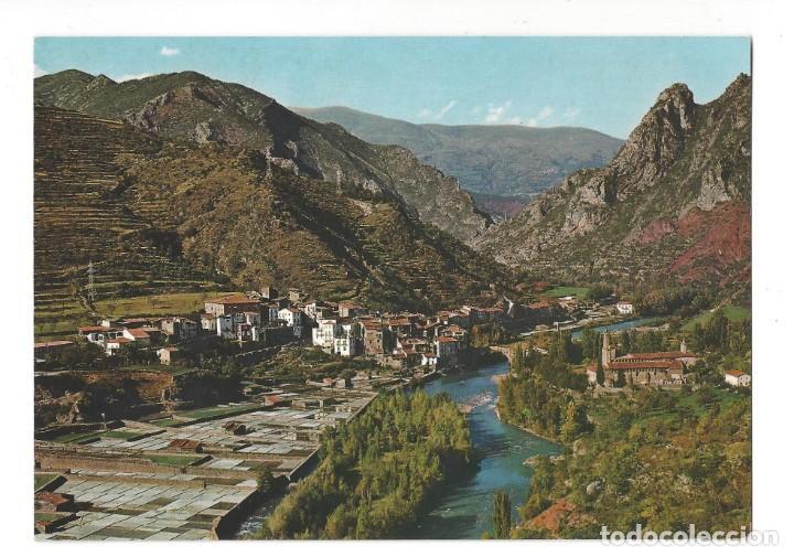 Postales: LOTE DE 3 POSTALES- EL PALLARS.- GERRI DE LA SAL. OF. TUR. POBLA DE SEGUR- LÉRIDA - Foto 2 - 195371297