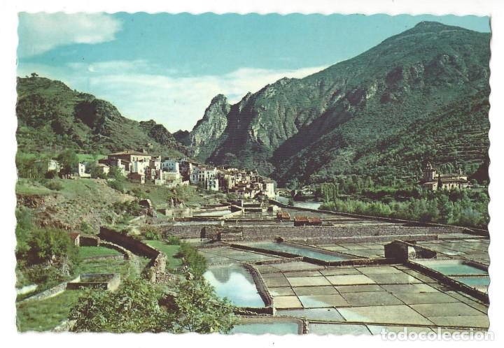 Postales: LOTE DE 3 POSTALES- EL PALLARS.- GERRI DE LA SAL. OF. TUR. POBLA DE SEGUR- LÉRIDA - Foto 6 - 195371297