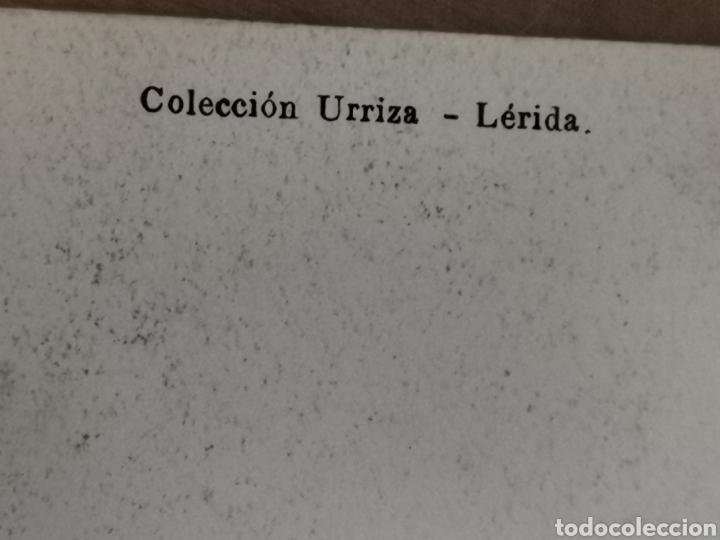 Postales: Postal de Aytona, Canal de desagüe en el barranco de carretelá. Colección Urriza Lérida - Foto 5 - 195385625
