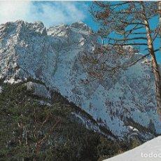 Postales: == B1493 - POSTAL - SALDES - BARCELONA - PEDRAFORCA - PARED NORTE. Lote 195388638