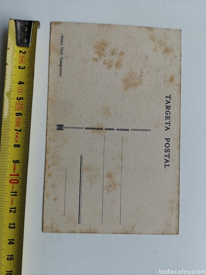 Postales: Postal de Tarragona nº15 Catedral, Capitell romànic - Foto 3 - 195389700