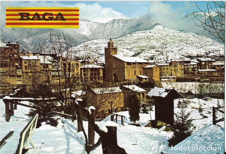 == B1505 - POSTAL - RAGA - BARCELONA - PREPIRINEU - VISTA PARCIAL (Postales - España - Cataluña Moderna (desde 1940))
