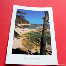 Postales: POSTAL - PALAMÓS - GIRONA - COSTA BRAVA - Nº 351.7 - CALA ESTRETA - TRIANGLE POSTALS. Lote 195396212