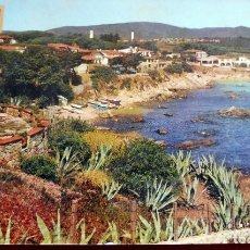 Postales: POSTAL - PALAMÓS - GIRONA - COSTA BRAVA - Nº 1603 - LA FOSCA - COMERCIAL ESCUDO DE ORO. Lote 195396857