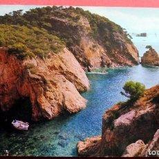 Postales: POSTAL - PALAMÓS - GIRONA - COSTA BRAVA - Nº 1101 - LA FORADADA DE CASTELL - . Lote 195397040