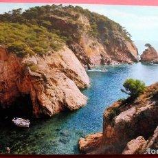Postales: POSTAL - PALAMÓS - GIRONA - COSTA BRAVA - Nº 1101 - LA FORADADA DE CASTELL - . Lote 195397071