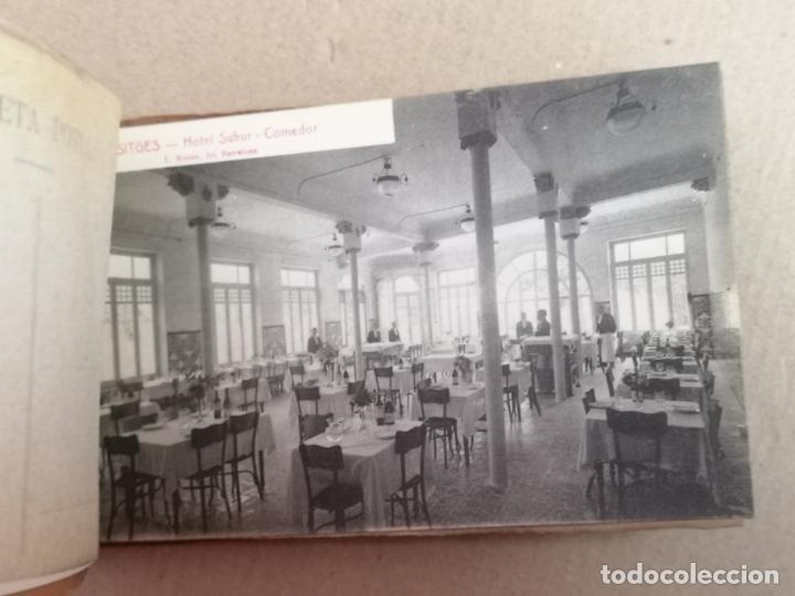 Postales: SITGES PLAYA DE MODA ROISIN BLANCO Y NEGRO - Foto 7 - 195399105