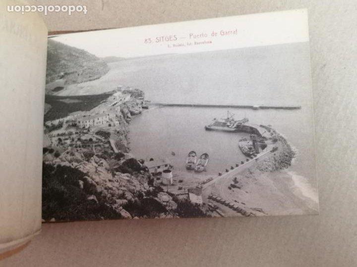 Postales: SITGES PLAYA DE MODA ROISIN BLANCO Y NEGRO - Foto 8 - 195399105