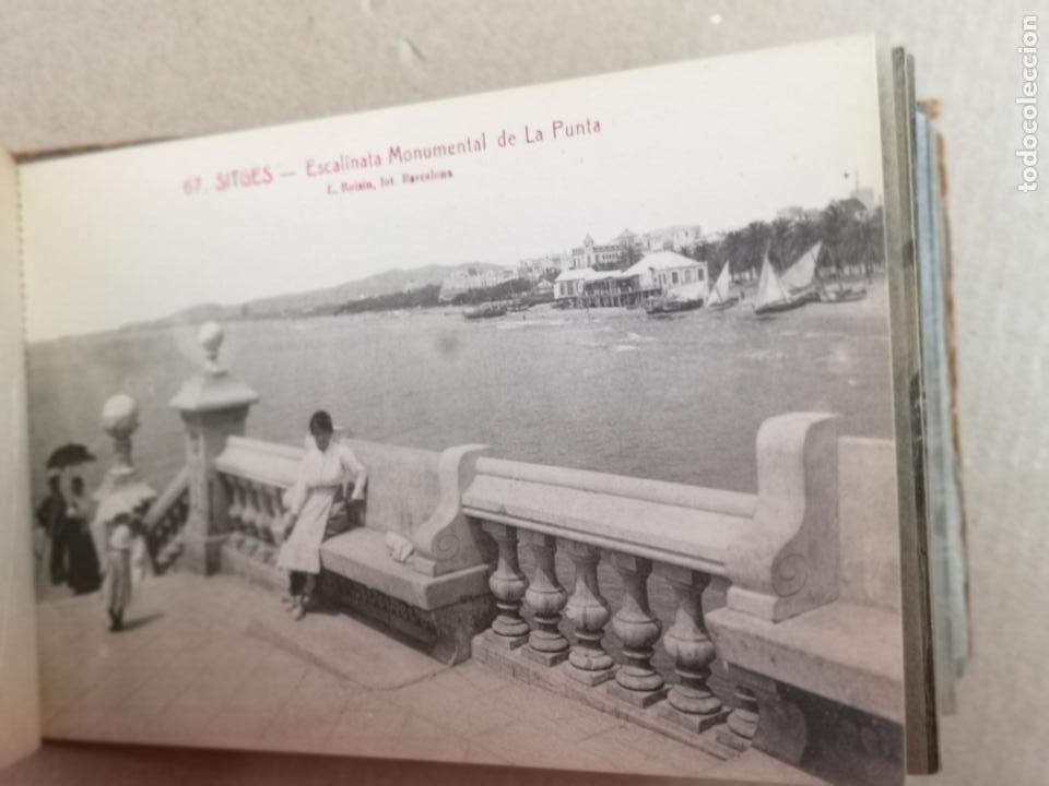 Postales: SITGES PLAYA DE MODA ROISIN BLANCO Y NEGRO - Foto 9 - 195399105