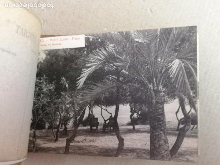 Postales: SITGES PLAYA DE MODA ROISIN BLANCO Y NEGRO - Foto 10 - 195399105