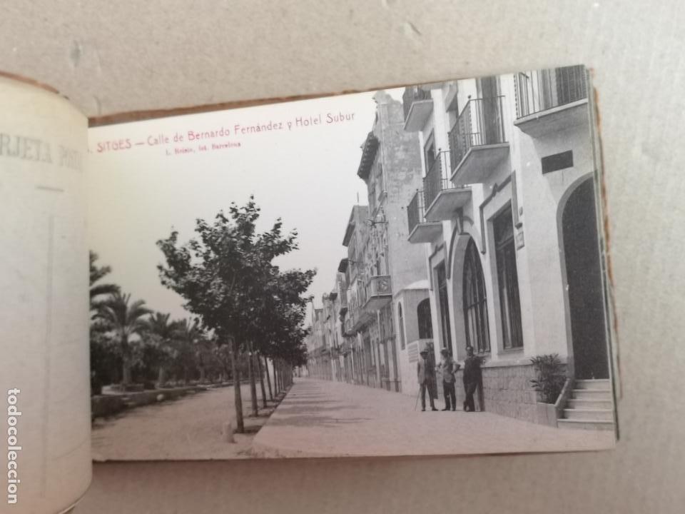 Postales: SITGES PLAYA DE MODA ROISIN BLANCO Y NEGRO - Foto 12 - 195399105