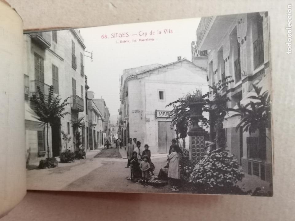 Postales: SITGES PLAYA DE MODA ROISIN BLANCO Y NEGRO - Foto 16 - 195399105