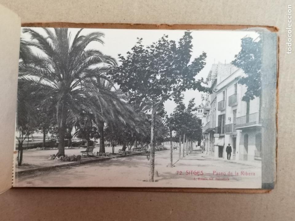 Postales: SITGES PLAYA DE MODA ROISIN BLANCO Y NEGRO - Foto 17 - 195399105