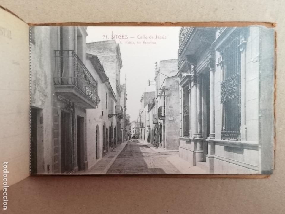 Postales: SITGES PLAYA DE MODA ROISIN BLANCO Y NEGRO - Foto 18 - 195399105