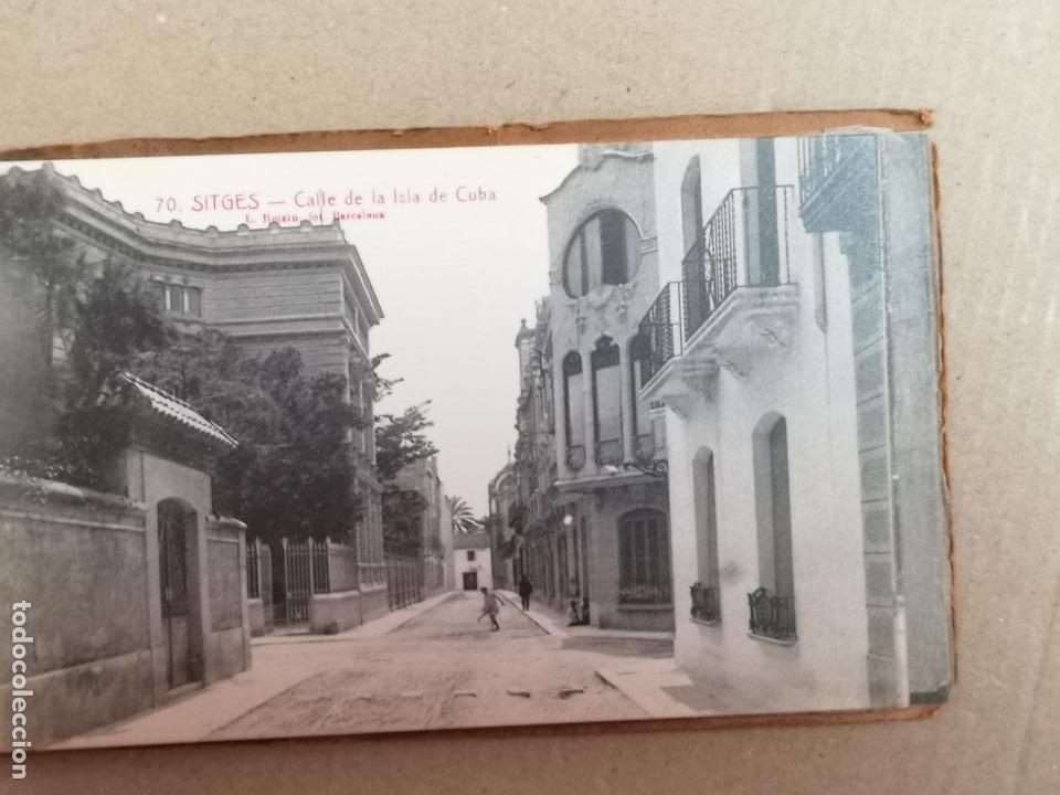 Postales: SITGES PLAYA DE MODA ROISIN BLANCO Y NEGRO - Foto 19 - 195399105