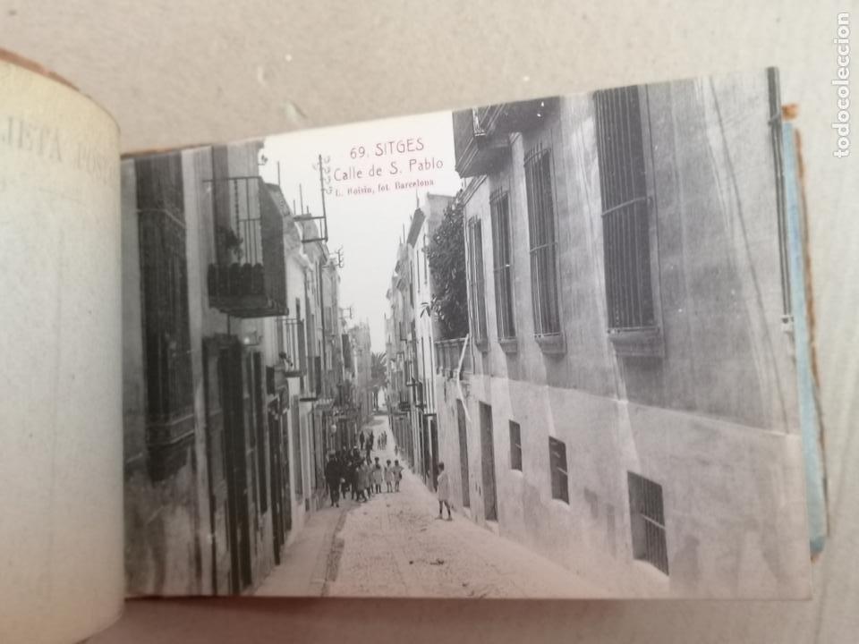 Postales: SITGES PLAYA DE MODA ROISIN BLANCO Y NEGRO - Foto 20 - 195399105