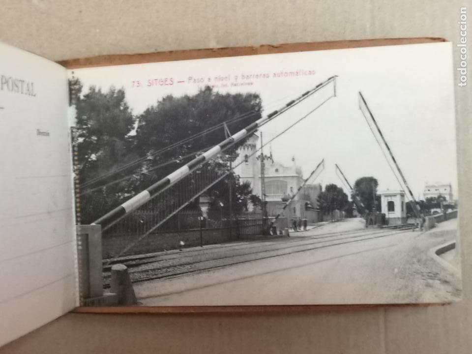 Postales: SITGES PLAYA DE MODA ROISIN BLANCO Y NEGRO - Foto 21 - 195399105
